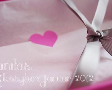 Glossybox Januar 2012 - Unterwegs in Pink ♥
