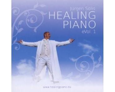 Jürgen Solis mit Healing Piano bei Vielfalt in Einfeld