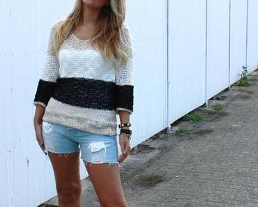 Pulli + Shorts