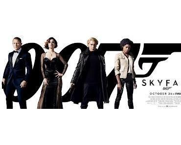 Skyfall: Neues Banner und Poster zum kommenden Bond-Film