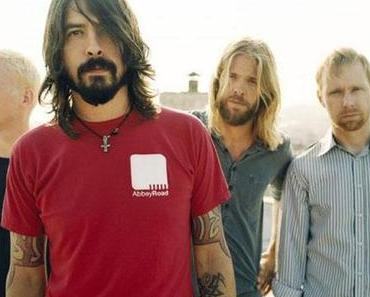 Konzert der Foo Fighters