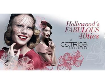 """[Preview] Limited Edition """"Hollywood's FABULOUS 40ties"""" by CATRICE"""