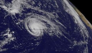 Hurrikan GORDON aktuell: Hurrikanwarnung Azoren, kaum Gefahr in Europa