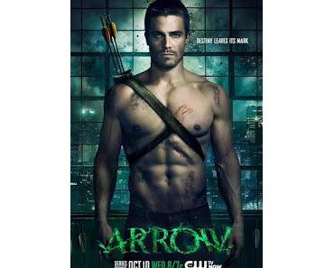 Neuigkeiten zu Comicverfilmungen: Arrow, Marvel's The Avengers 2