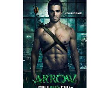Neuigkeiten zu Comicverfilmungen: Arrow, Marvel's The Avengers 2