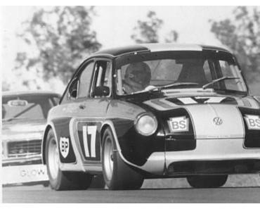 Bryan Thomson und sein VW Typ 3