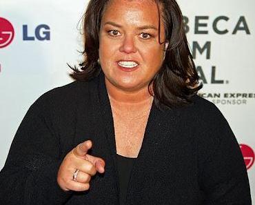 Comedian Rosie O' Donnell hatte einen Herzinfarkt