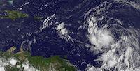 Liveticker Tropischer Sturm ISAAC Kleine Antillen, Puerto Rico und Dominikanische Republik