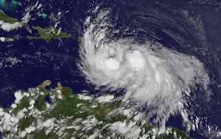 Tropischer Sturm ISAAC Dominikanische Republik Liveticker
