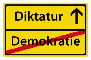 Unsere Demokratie ist doch ein Grundrecht