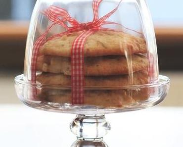 Bananen- Walnuss- Cookies