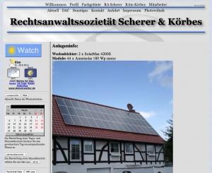 Photovoltaik: Anscheinend geht nichts mehr…