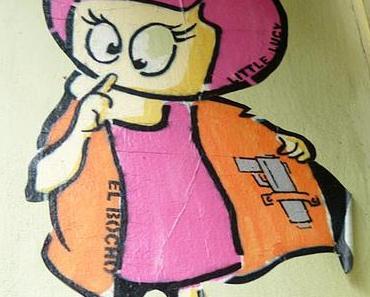 Berlin Streetart: Little Lucy