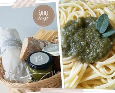 Küchenpost: Salbei-Pesto