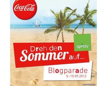 Coca Cola x Spotify – Blog-Parade