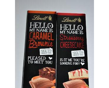 Lindt Hello - Nice to sweet you!