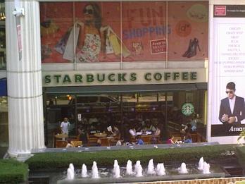 Bangkok - Paradise City für .......... Kaffee-Liebhaber