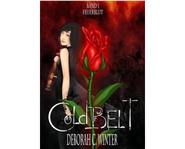 [Rezension] Cold Belt, Band 1: Feuerblut von Deborah C. Winter