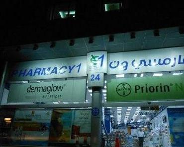Apotheken aus aller Welt, 278: Amman, Jordanien