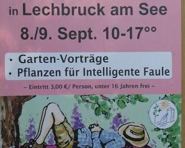 Ein Sommer-Samstag in Lechbruck: Vom Paradiesgarten zu paradiesischen Hochzeitsfotos