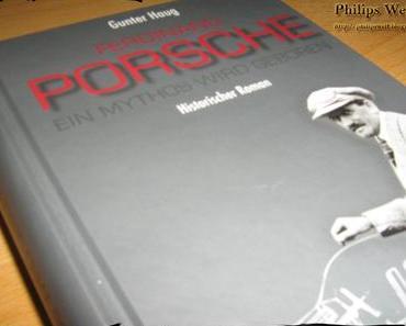 [Rezension] Ferdinand Porsche - ein Mythos wird geboren