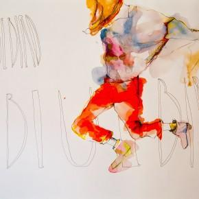 """rainbow powder""/Selina Friedmann"