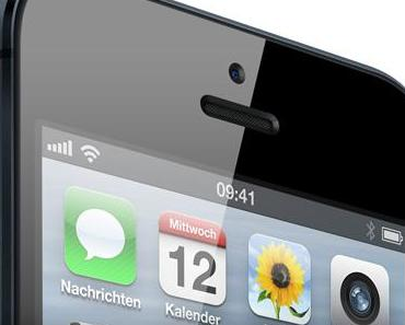 iPhone 5 – doch nicht so beschämend ?