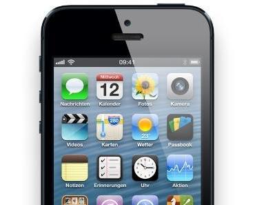 iPhone 5 Vorstellung – Apple Präsentation 2012 in San Francisco