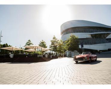 Mercedes-Benz Museum der Museumssommer geht zu Ende neues Programm kommt