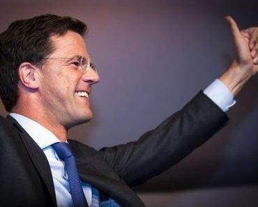 Große Koalition in Niederlanden absehbar – Nazi-Partei halbiert