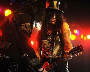 Slash Konzert in New York