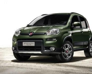 Fiat Panda Allrad – Er kommt!!!!!!!!!!