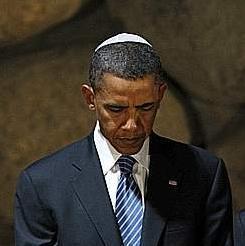 Obama zum König der Juden gekürt