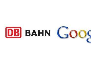 Google & Die Deutsche Bahn starten Transit in Deutschland