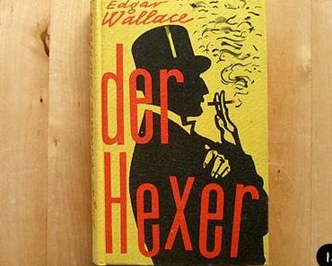 Upcycling Dienstag – Buchupcycling: Der Hexer