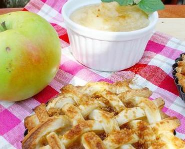 Apple Pies in 15 min. mit 3 Zutaten