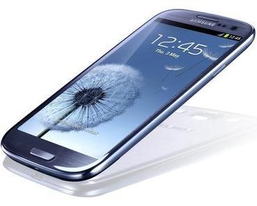 Samsung Galaxy S3: Update auf Android 4.1 Jelly Bean wird ausgerollt
