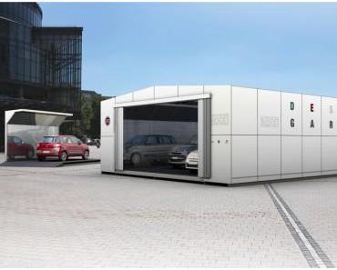 Fiat fährt mit Designgarage durch Deutschland
