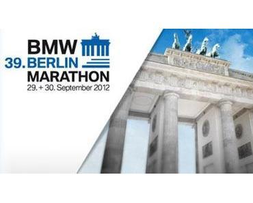 Muskeleinsatz beim Berlin Marathon 2012