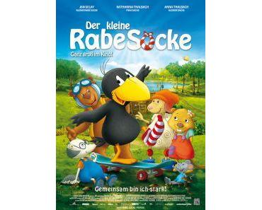 DER KLEINE RABE SOCKE – die 3. Woche im Kino und schon an die 200.000 Besucher