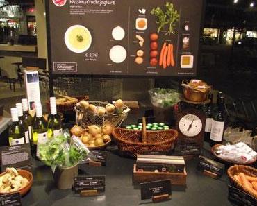 Lebensmittel und Kochen nach Maß: Das Kochhaus