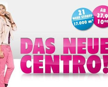 CentrO Erweiterung eröffnet