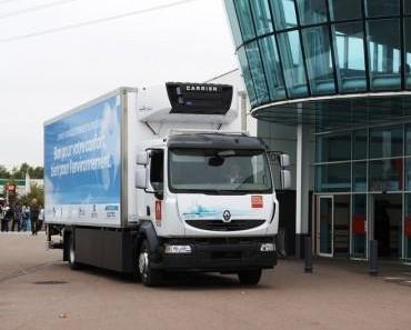 Größte Elektro-Lkw kommt von Renault