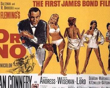 50 Jahre James Bond
