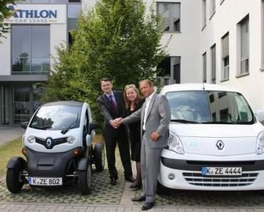 Elektro-Renault kann man nun leasen
