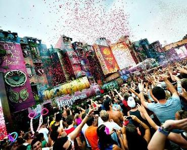Tomorrowland 2012: The Aftermovie