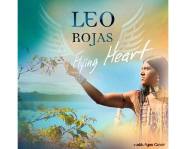 "Supertalent 2011 Leo Rojas mit neuem Album ""Flying Heart"""