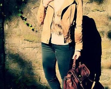 Tannengrün sind alle meine Kleider - 7 for all Mankind Skinny Jeans