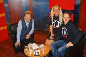 Interview Die Bandbreite bei Alpenparlament.tv