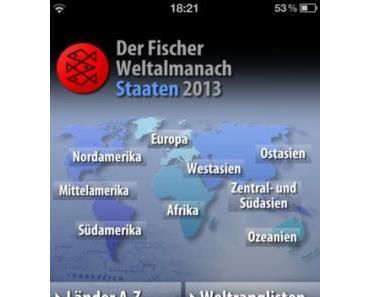 Der Fischer Weltalmanach – Staaten 2013 auf demiPhone